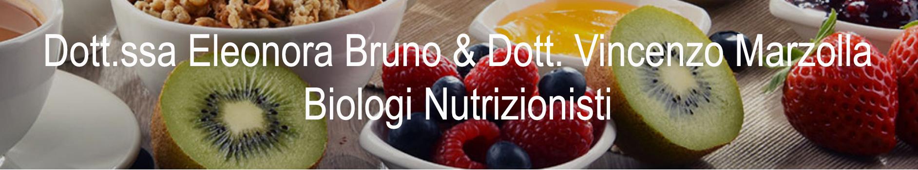 Dottoressa Eleonora Bruno & Dott. Vincenzo Marzolla